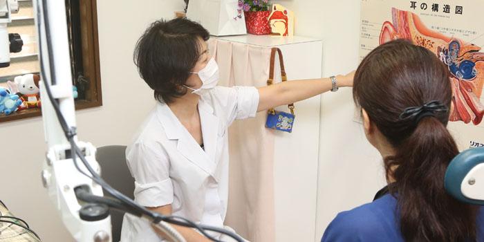 耳鼻咽喉科