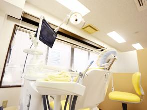 歯科ユニット3台