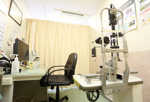 2階眼科診察室