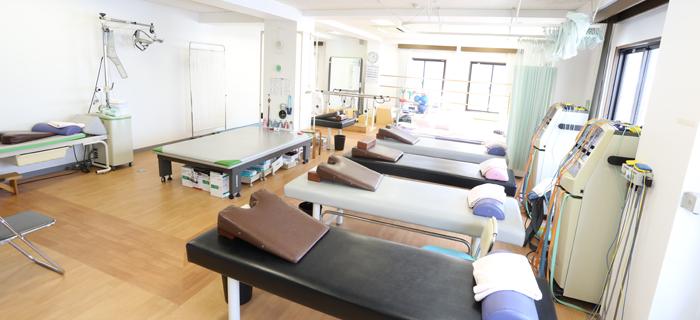 3階リハビリテーション室